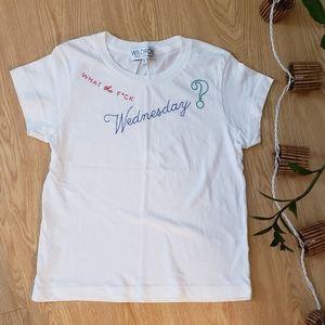 Wildfox WTF Wednesday t shirt